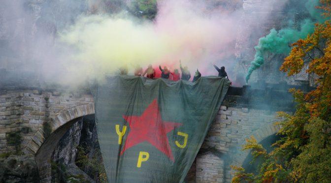 Rojava-Solidaritätstresen am 17. Dezember