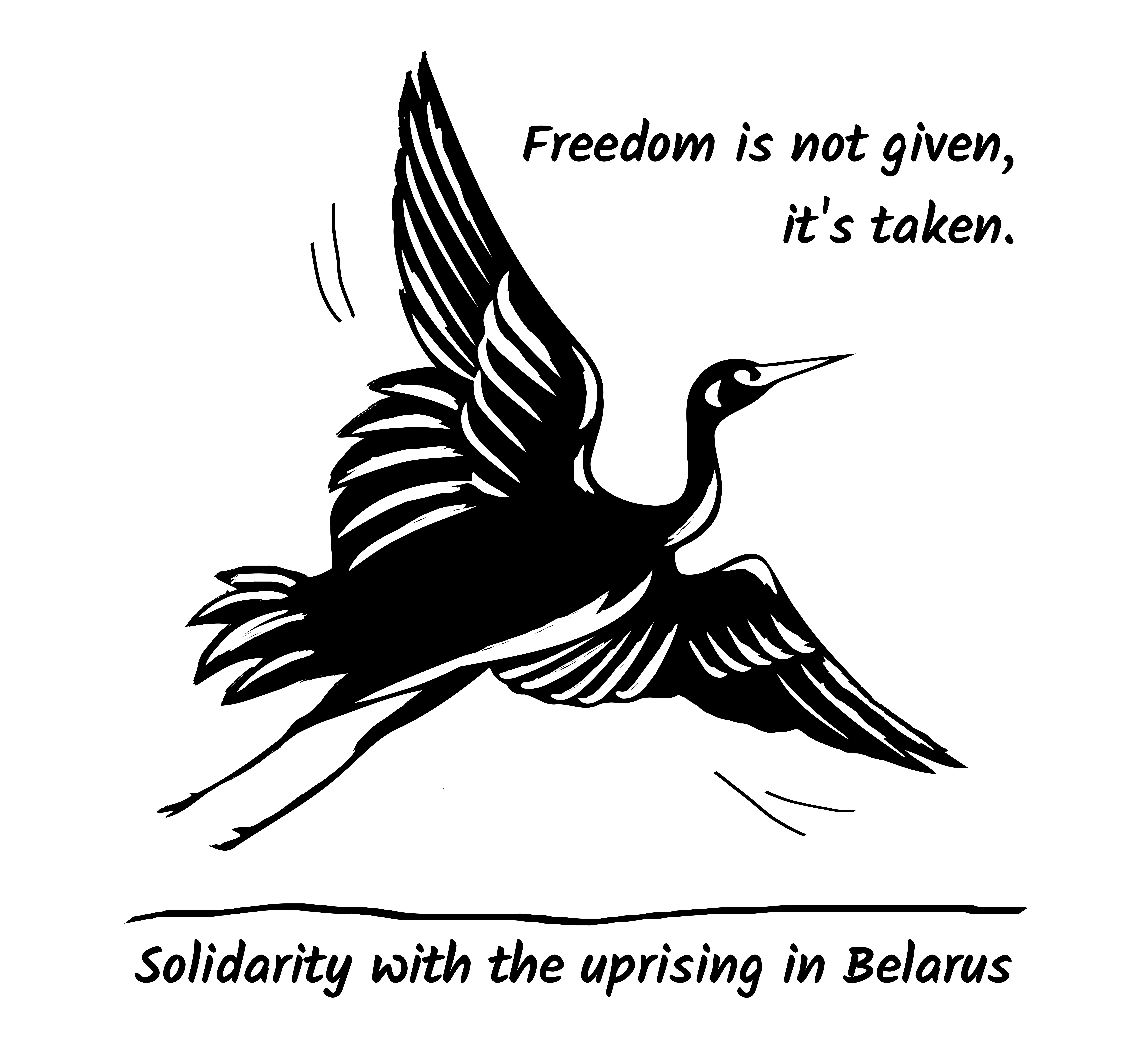 Vortrag & Diskussion zum Aufstand in Belarus