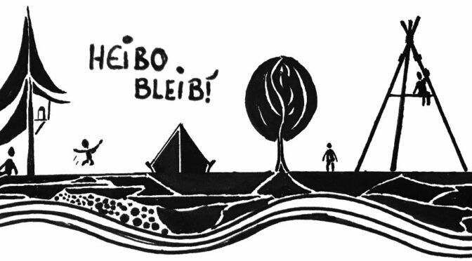 Solidarität mit der Heibo-Besetzung!